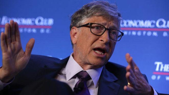 Bill Gates confiesa
