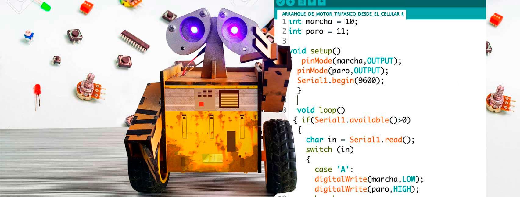 taller de robotica arduino verano 2020